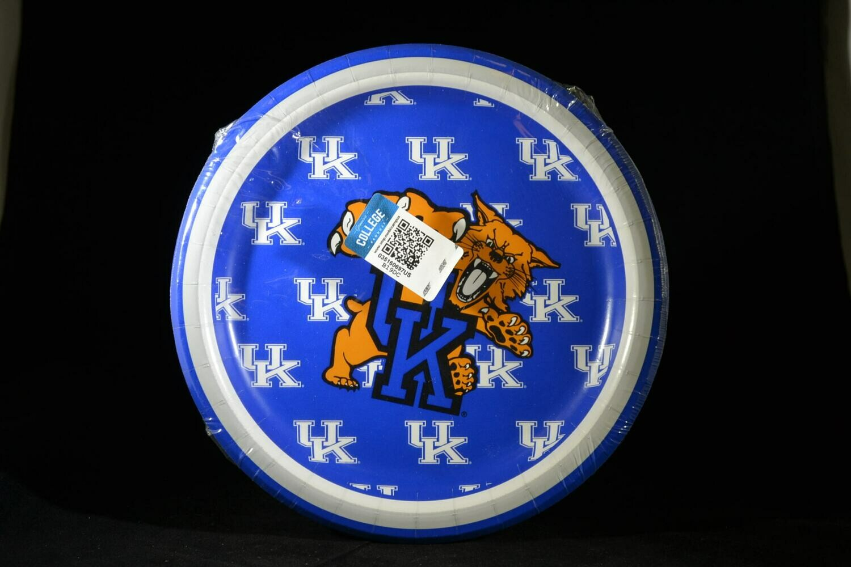 "University Of Kentucky 7"" Plate"