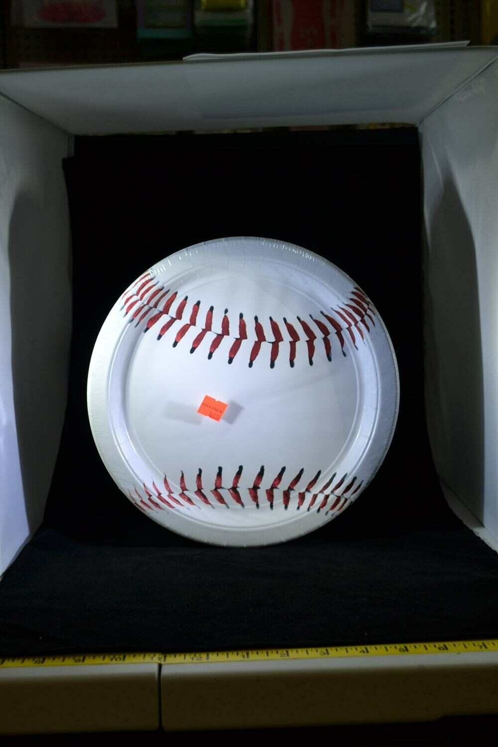Baseball 7 In. Plates