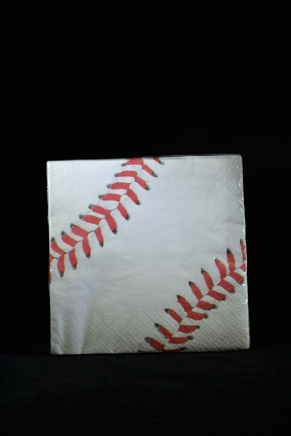 Baseball Luncheon Napkin 16 Count Package