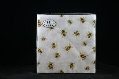 Cocktail Napkin Save The Bees