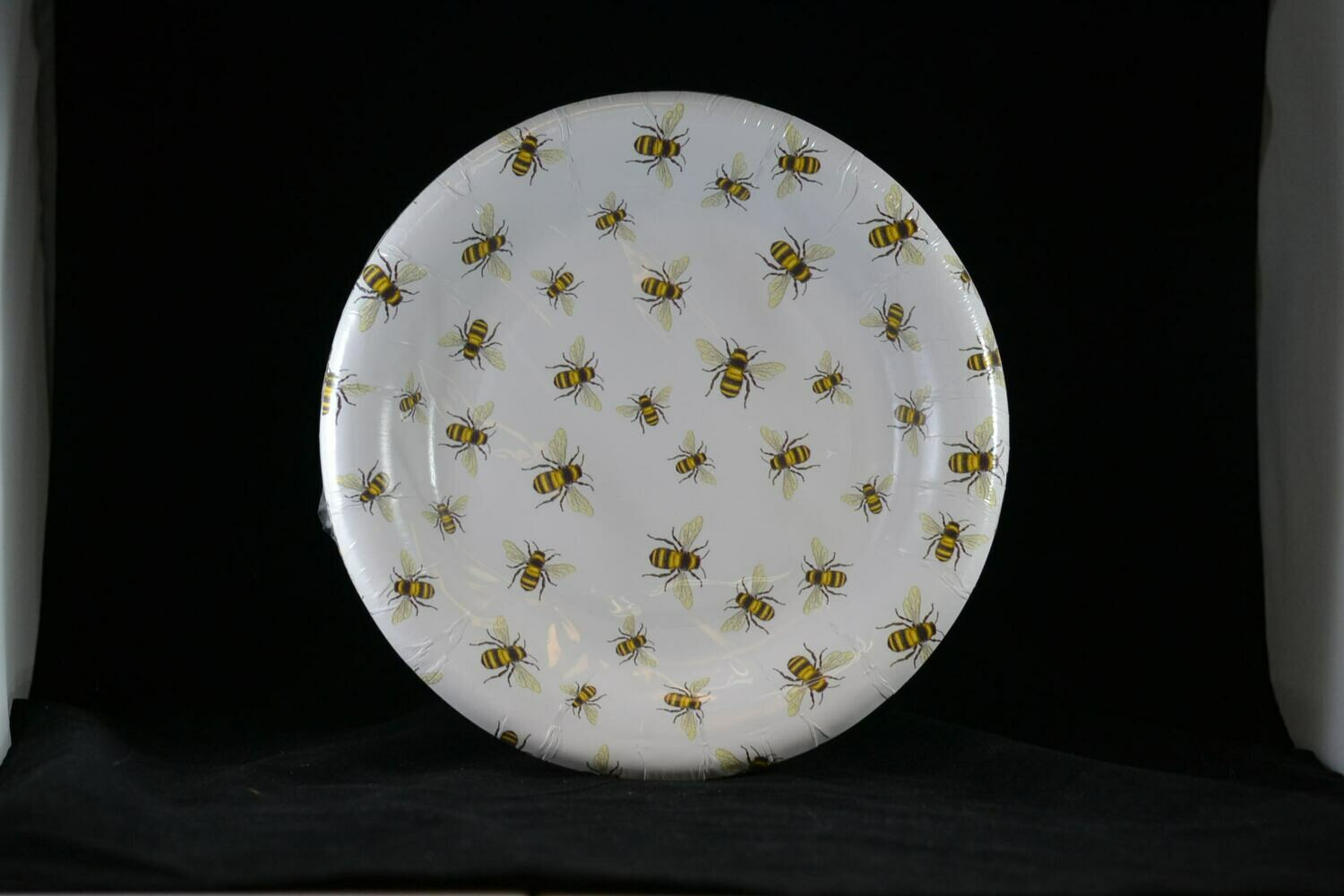8 Inch Plate Save The Bees