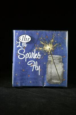 Let Sparks Fly Bev Nap