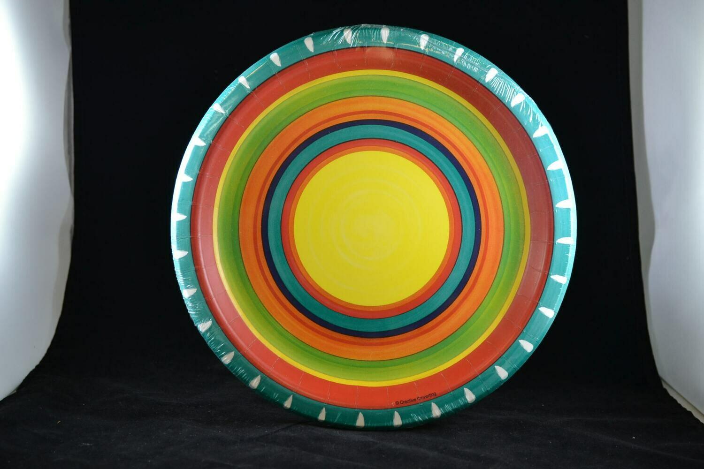 "Fiesta Stoneware 9"" Plate"
