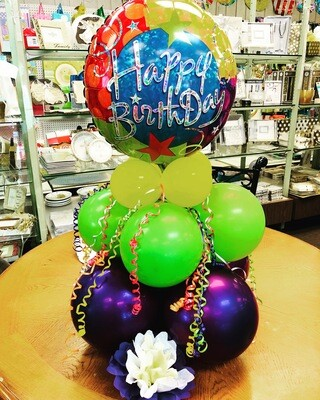 Birthday Centerpiece or Gift