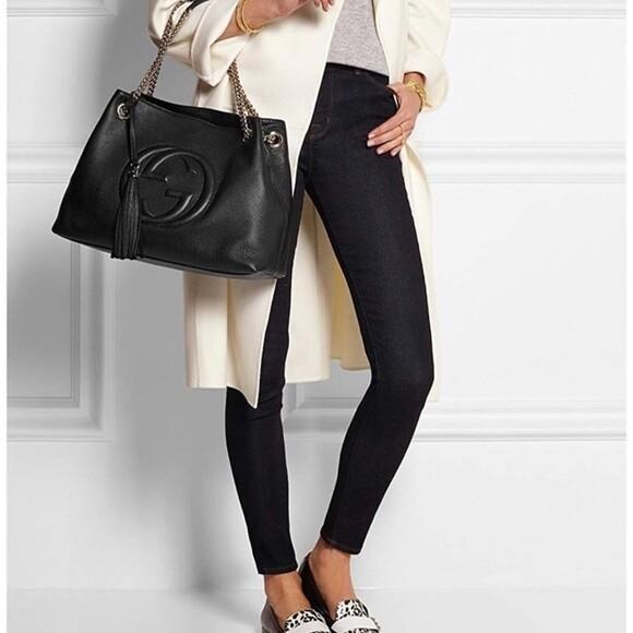 Gucci Soho Black Handbag