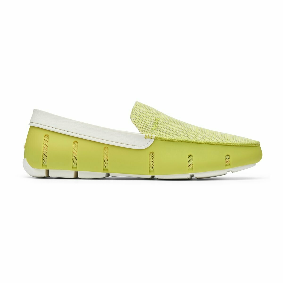 Swims Classic Venetian Loafer in Limeade