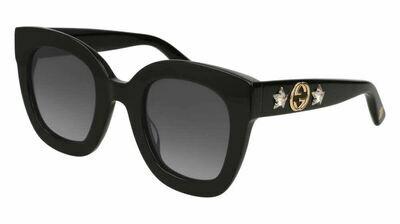 Gucci Full Rim Frame Sunglasses