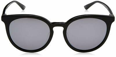 Gucci Black/Silver Logo Fashion Sunglasses