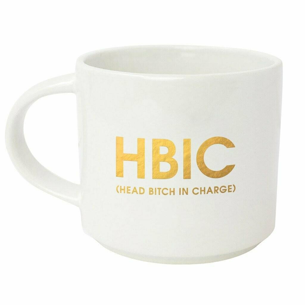 Chez Gagné HBIC Mug