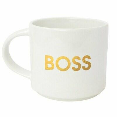 Chez Gagné Boss Mug