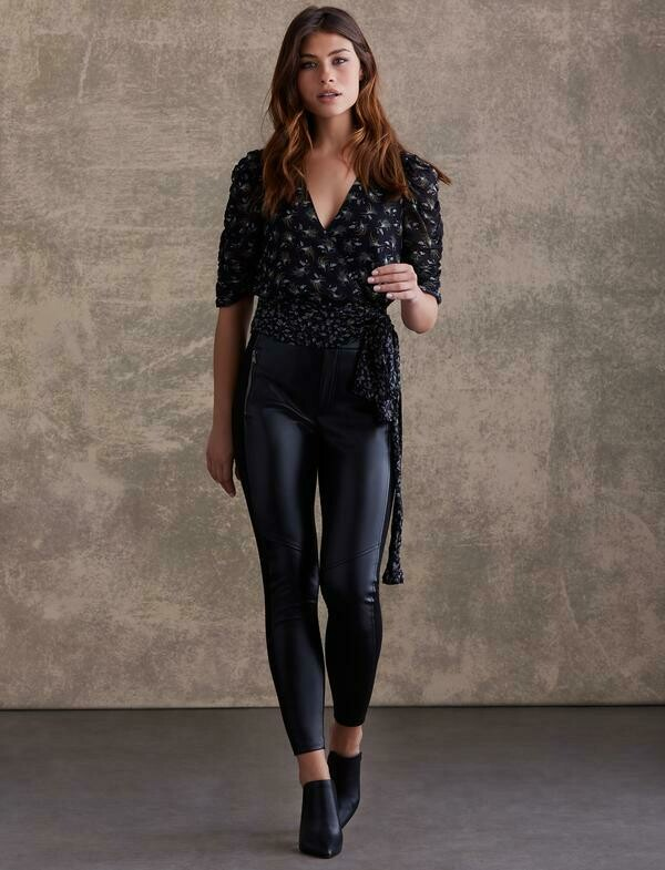 Bailey 44 Frances Pant in Black
