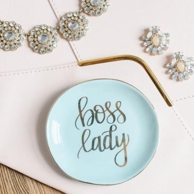 SWD Mint Boss Lady Jewelry Dish