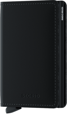 Secrid Slimwallet in Matte Black