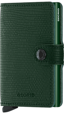 Secrid Miniwallet in Rango Green