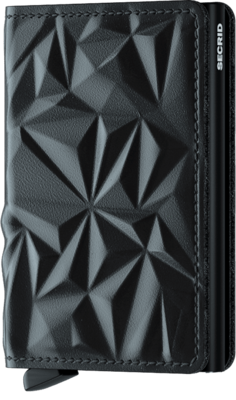Secrid Slimwallet in Prism Black