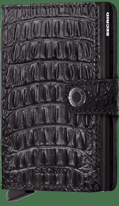 Secrid Miniwallet in Nile Black