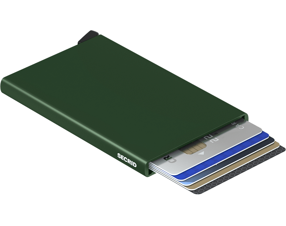 Secrid Cardprotector in Green