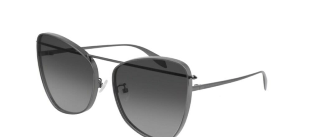 Alexander McQueen Metal Sunglasses