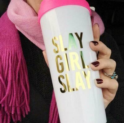 SWD Slay Girl Slay Travel Mug