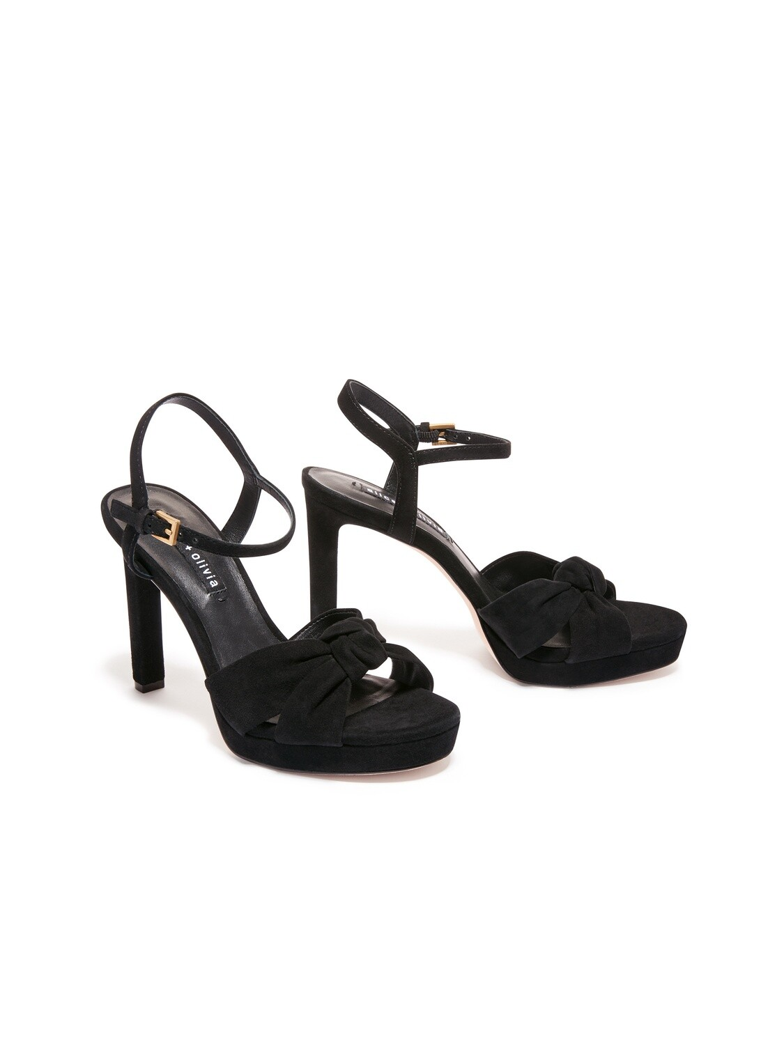 Bailee Open Toe Pump