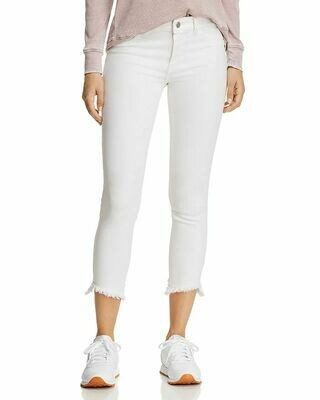 DL 1961 Instasculpt Florence Crop Skinny Jeans in Santa Fe