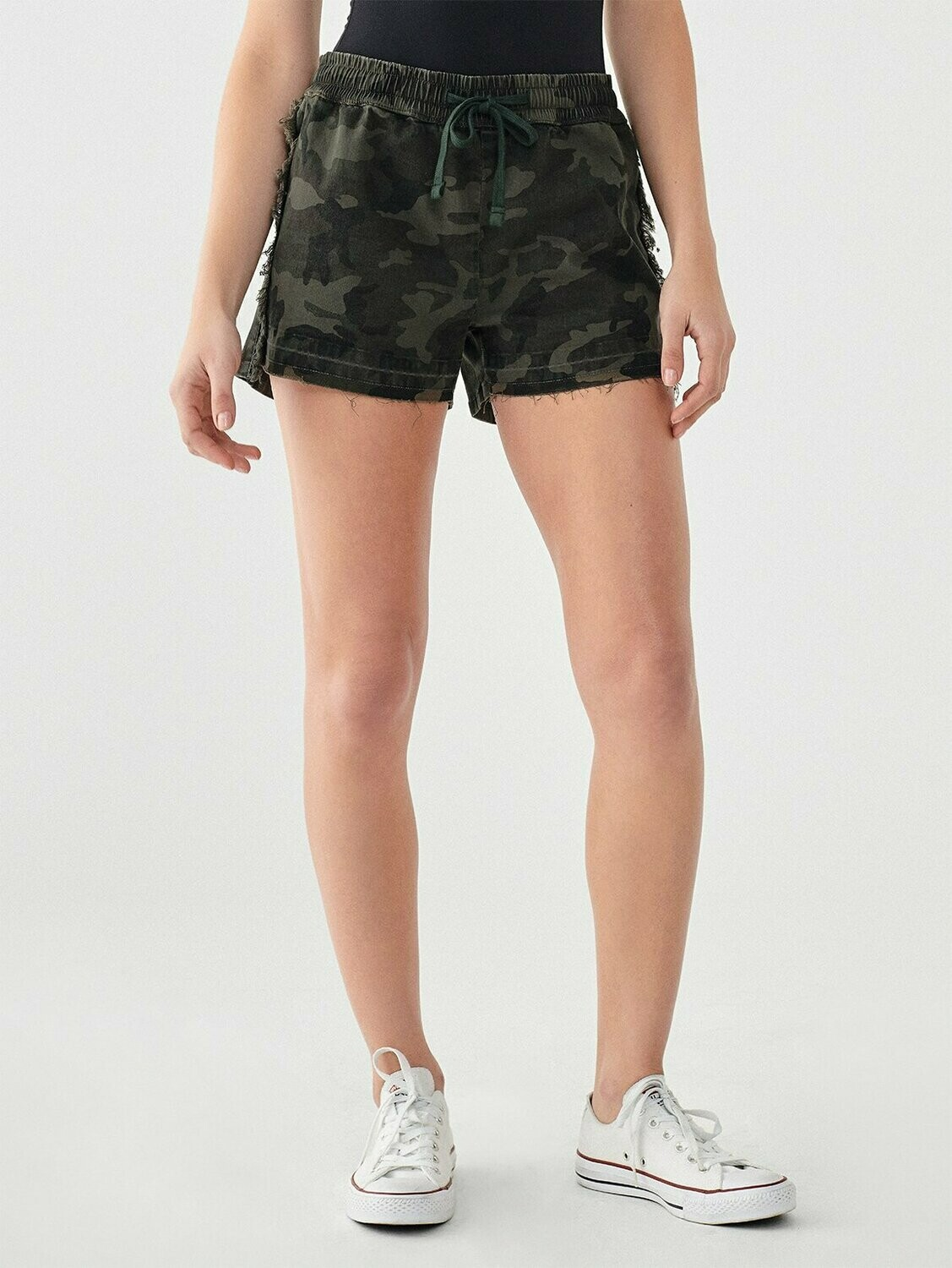 DL 1961 Drawstring Short in Camouflage