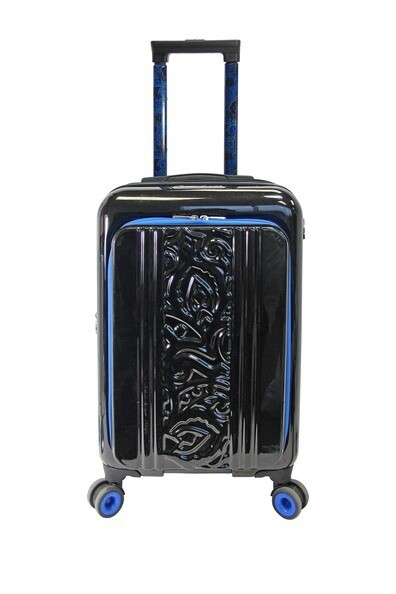 "Robert Graham Straton 20"" Carry-On Spinner Suitcase"
