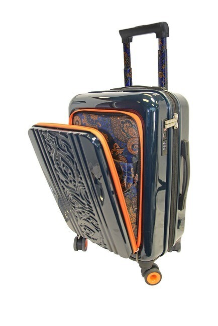 """Robert Graham Straton 20"""" Carry-On Spinner Suitcase"""