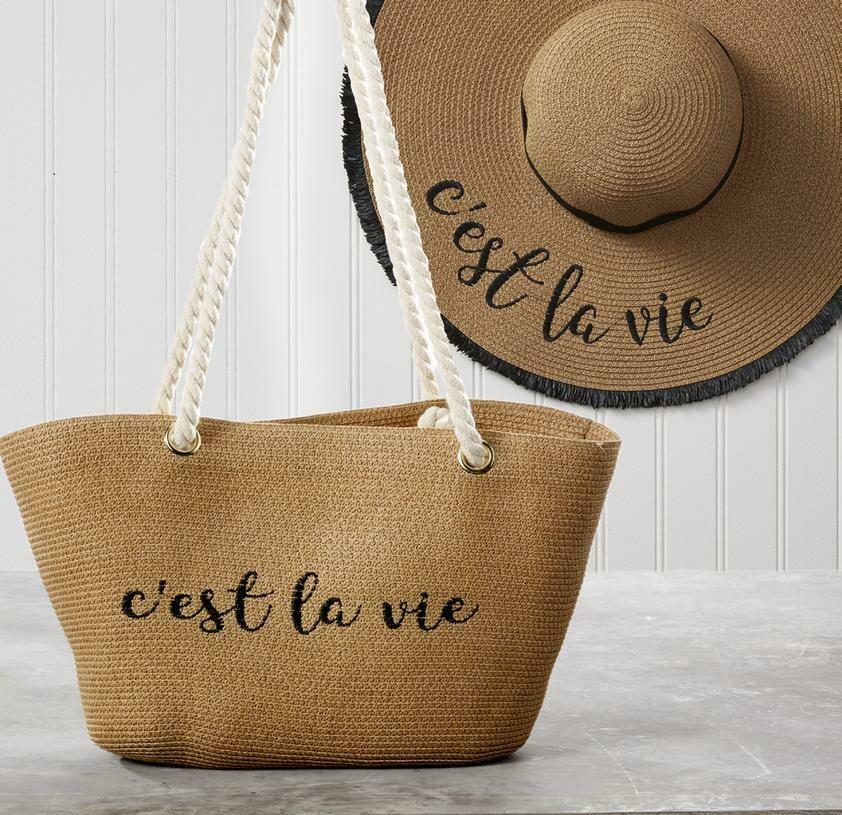 Jackie Z C'Est La Vie Hat