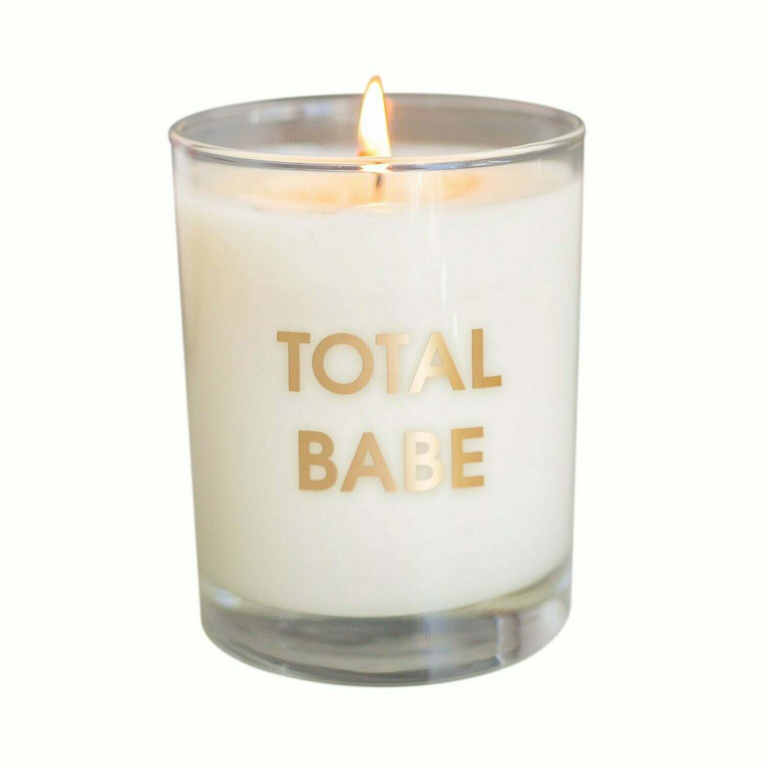 Chez Gagné Total Babe candle