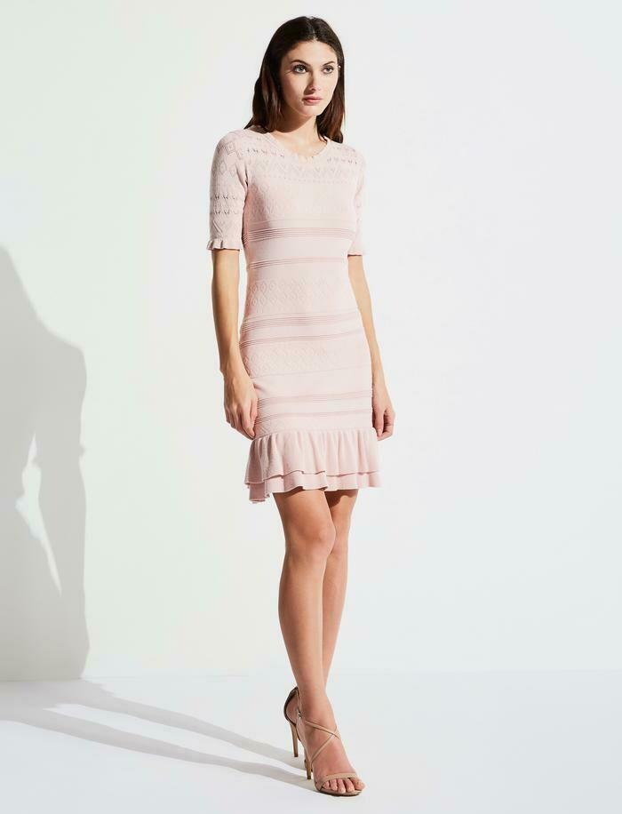 Bailey 44 Chantel Dress In Pink