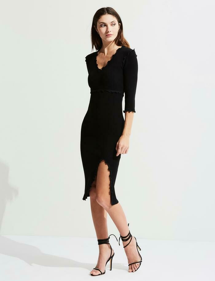 Bailey 44 Nerine Dress In Black