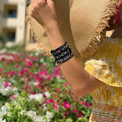 LA Trading Co. Bracelet - J'adore Chanel