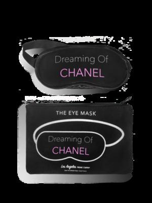 LA Trading Eye Mask- Dreaming Of Chanel