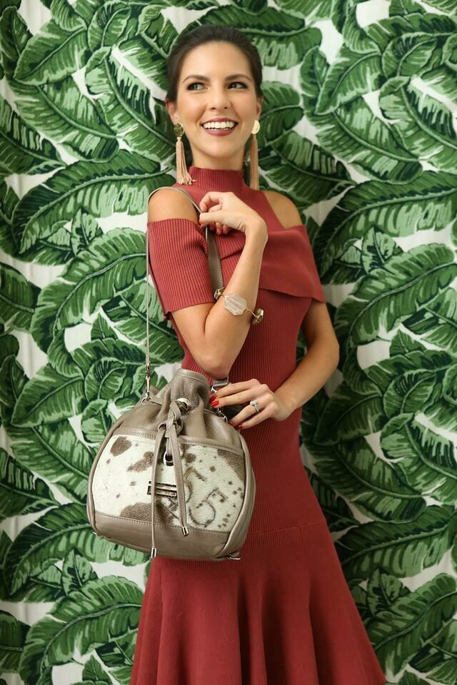BSWANKY Magnabel Platinum Sundance Handbag