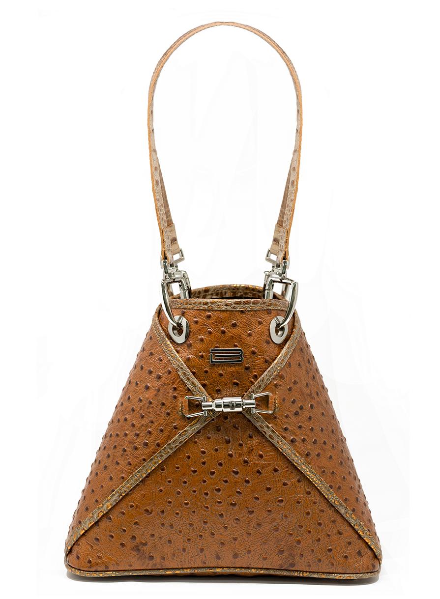 BSWANKY Sophie Classic Spice Handbag