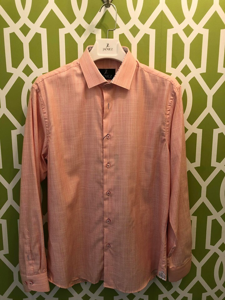 Jackie Z Men's Dress Shirt Spring 2020