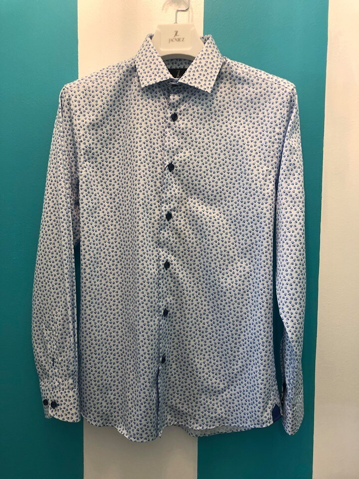 Jackie Z Men's Dress Shirt Spring 2020