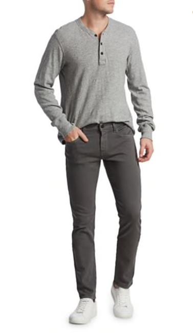 J Brand Tyler Slim Jeans In Lerk