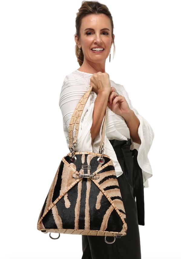 BSWANKY Sophie Sahara Sundance Handbag