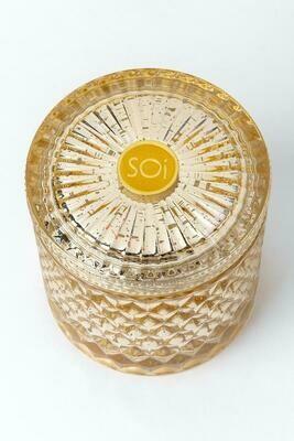 Essential Soi Vanilla Amber Candle Jar