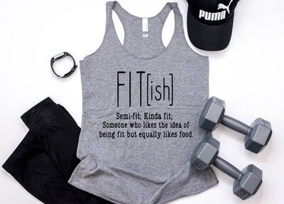 Fit (ish) Tank Top