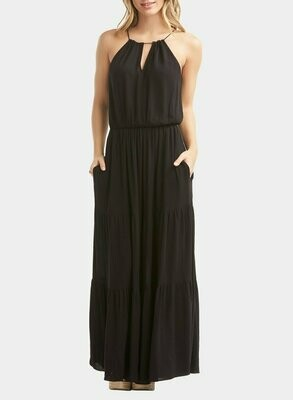 Tart Collections Johana Maxi Dress in Black