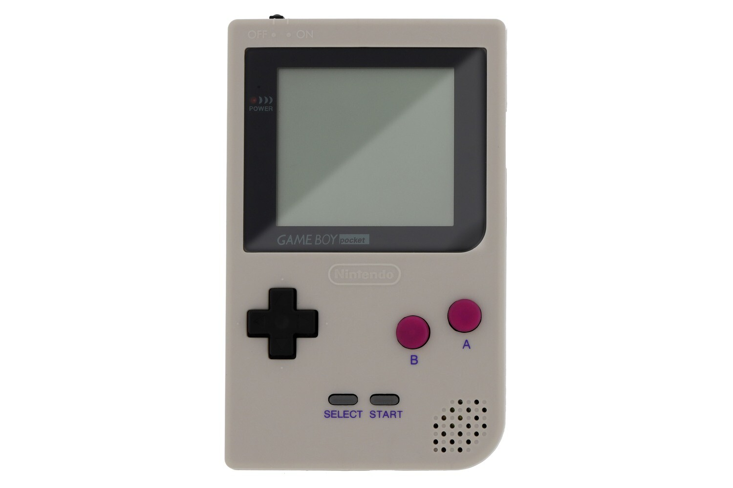Game Boy Pocket: Prestige Edition (Grey)