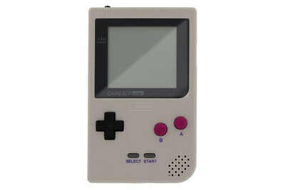 Game Boy Pocket: Restored Edition (Grey)