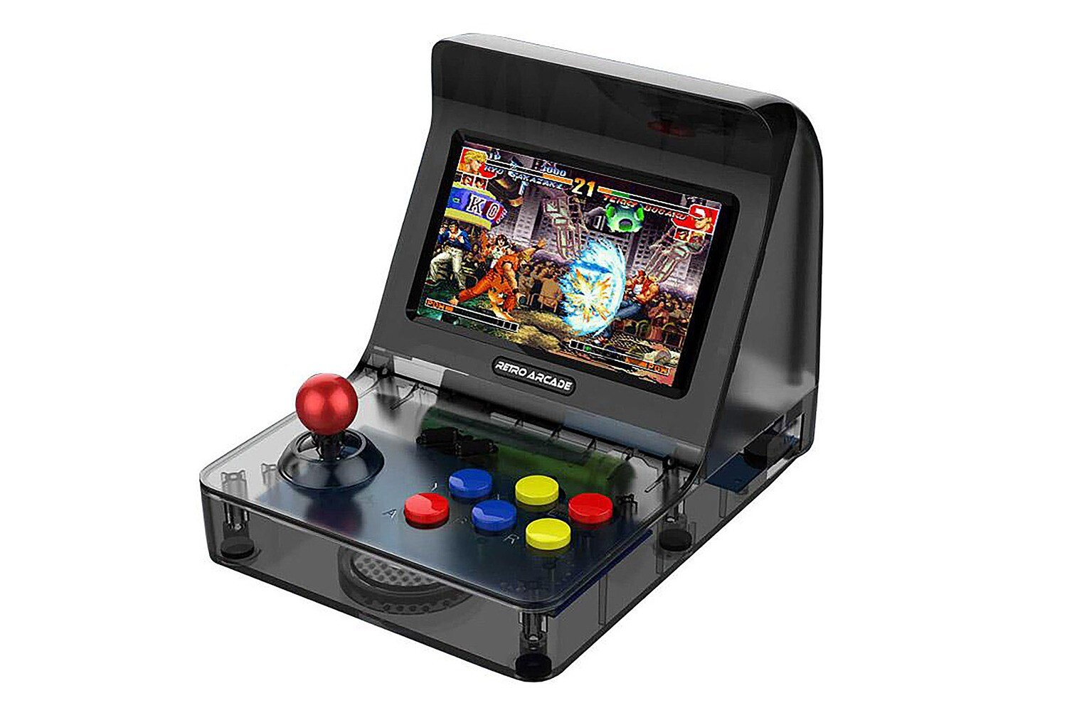 RetroArcade: Black Edition