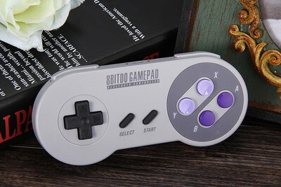 8Bitdo SN30 Wireless Bluetooth Game Controller