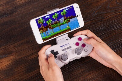 8Bitdo SN30 Pro G Classic Wireless Bluetooth Game Controller