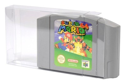 Protective Game Case for N64 Cartridge