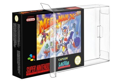 Protective Game Case for NES, SNES, N64